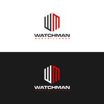 Watchman Surveillance Logo - Entry #153