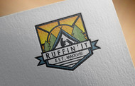 Ruffin'It Logo - Entry #211