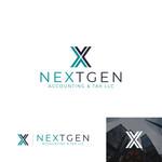 NextGen Accounting & Tax LLC Logo - Entry #180