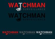 Watchman Surveillance Logo - Entry #139