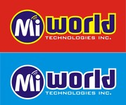 MiWorld Technologies Inc. Logo - Entry #67