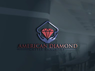 American Diamond Cattle Ranchers Logo - Entry #129