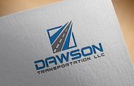 Dawson Transportation LLC. Logo - Entry #208