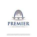 Premier Accounting Logo - Entry #96