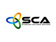 Sturdivan Collision Analyisis.  SCA Logo - Entry #180