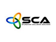 Sturdivan Collision Analyisis.  SCA Logo - Entry #180