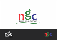 Natural Green Cannabis Logo - Entry #4