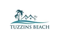 Tuzzins Beach Logo - Entry #95