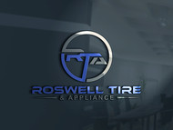 Roswell Tire & Appliance Logo - Entry #22