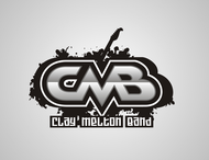 Clay Melton Band Logo - Entry #106