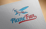 PlaneFun Logo - Entry #96