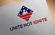 Unite not Ignite Logo - Entry #69