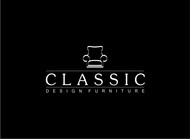 classic design furniture Logo - Entry #75