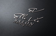 Elle Vie Salon Logo - Entry #125