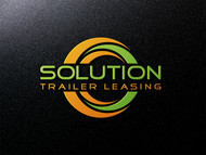Solution Trailer Leasing Logo - Entry #154
