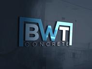 BWT Concrete Logo - Entry #226