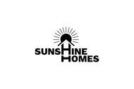 Sunshine Homes Logo - Entry #332