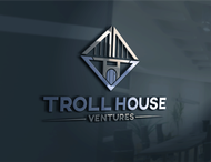 The Troll House Logo - Entry #23