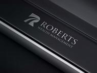 Roberts Wealth Management Logo - Entry #227
