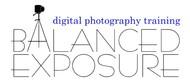 Balanced Exposure Logo - Entry #44