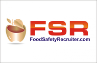 FoodSafetyRecruiter.com Logo - Entry #76