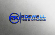 Roswell Tire & Appliance Logo - Entry #120