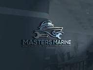Masters Marine Logo - Entry #229