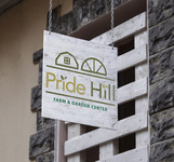 Pride Hill Farm & Garden Center Logo - Entry #80