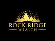 Rock Ridge Wealth Logo - Entry #367