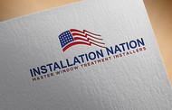 Installation Nation Logo - Entry #151