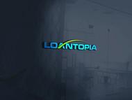 Loantopia Logo - Entry #18