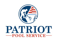 Patriot Pool Service Logo - Entry #148
