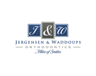 Jergensen and Waddoups Orthodontics Logo - Entry #30
