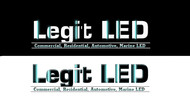 Legit LED or Legit Lighting Logo - Entry #101