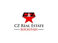 CZ Real Estate Rockstars Logo - Entry #108