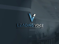Leading Voice, LLC. Logo - Entry #104
