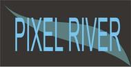 Pixel River Logo - Online Marketing Agency - Entry #15