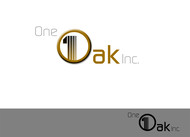 One Oak Inc. Logo - Entry #123