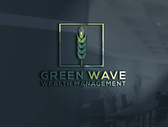 Green Wave Wealth Management Logo - Entry #228
