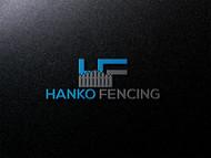 Hanko Fencing Logo - Entry #33