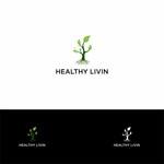 Healthy Livin Logo - Entry #496