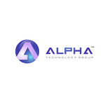 Alpha Technology Group Logo - Entry #148