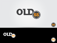"""""""OLD 55"""" - mid-century vintage furniture and wares store Logo - Entry #12"""