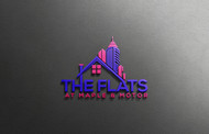 The Flats at Maple & Motor Logo - Entry #107
