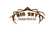 Big Sky Custom Steel LLC Logo - Entry #69