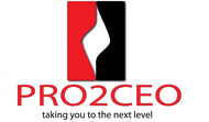 PRO2CEO Personal/Professional Development Company  Logo - Entry #29