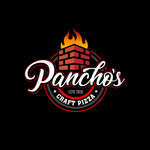 Pancho's Craft Pizza Logo - Entry #97