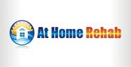At Home Rehab Logo - Entry #35
