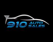 910 Auto Sales Logo - Entry #58
