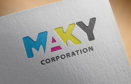 MAKY Corporation  Logo - Entry #135